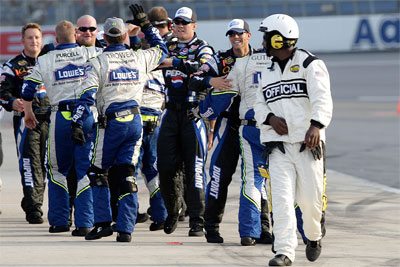 Photo by John Harrelson/Getty Images for NASCAR
