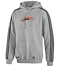 adidas JR Nation Mens In The Ring Hoodie