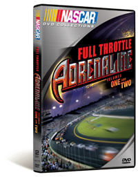 NASCAR Collection: Full Throttle Adrenaline Volumes 1 & 2