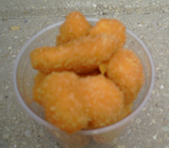 Deep fried Wisconsin cheese curds (photo credit: The Fast and the Fabulous)