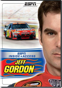ESPN Inside Access: Jeff Gordon DVD