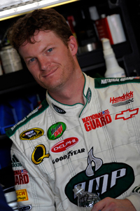 Dale Earnhardt Jr. (Courtesy Hendrick Motorsports)