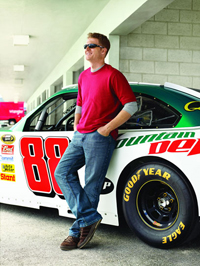 Dale Earnhardt Jr. for Wrangler Jeans