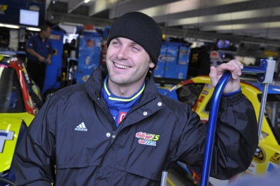 Casey Mears, driver of the No. 5 Kellogg's/CARQUEST Chevrolet, started 22nd and finished 12th in Sunday's NASCAR Sprint Cup Series event at Atlanta Motor Speedway. (Courtesy Hendrick Motorsports)