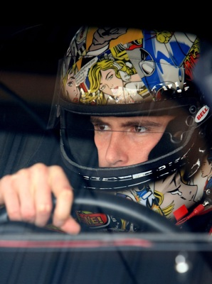 Scott Speed improved from 32nd-quickest in the first practice session to 19-quickest in the final practice. Speed will be making his NASCAR Sprint Cup Series debut Sunday in the TUMS QuikPak 500 at Martinsville Speedway. (Photo Credit: Jerry Markland/Getty Images for NASCAR)