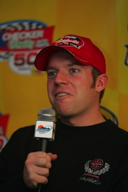 What about Regan Smith?? (Getty Images for NASCAR)