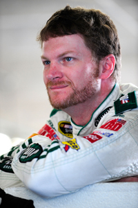 Dale Earnhardt Jr. (photo credit: Getty Images for NASCAR)