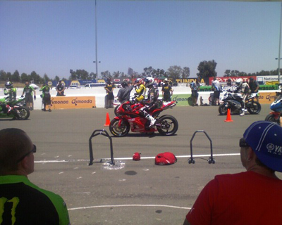 AMA Superbike Showdown at Infineon Raceway in Sonoma, CA on Sunday, May 17, 2009 (photo credit: The Fast and the Fabulous)