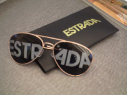 Estrada Sunglasses (photo credit: The Fast and the Fabulous)