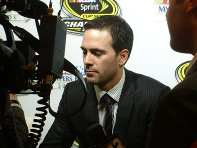 Jimmie Johnson (photo credit: The Fast and the Fabulous)