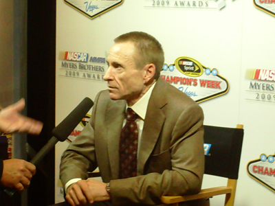 Mark Martin (photo credit: The Fast and the Fabulous)