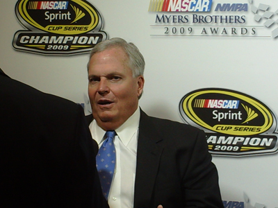 Rick Hendrick (photo credit: The Fast and the Fabulous)