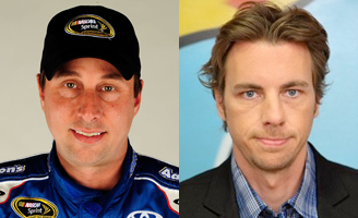 Comparing David Reutimann to Dax Shepard