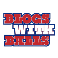 Blogs with Balls logo