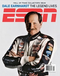 ESPN The Magazine, Dale Earnhardt The Legend Lives
