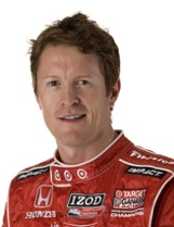 Scott Dixon (credit: Indy Racing League/Michael L. Levitt)