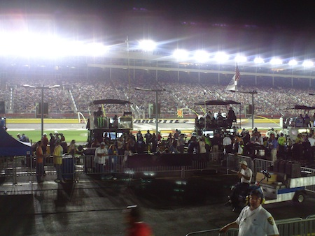 My race view