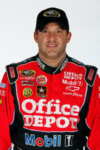 Hottest Driver Tournament Winner Tony Stewart