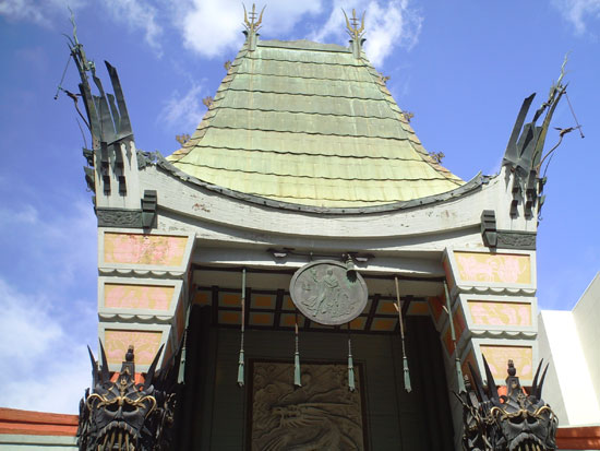 Grauman&#039;s Chinese Theatre