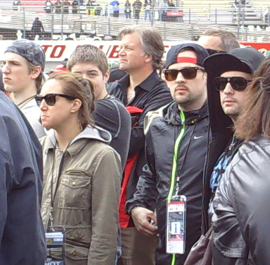 Joel and Benji Madden of Good Charlotte