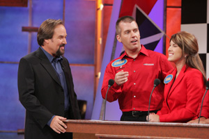 Jeremy and Shana Mayfield on Family Feud