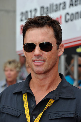 """Burn Notice"" star Jeffrey Donovan"