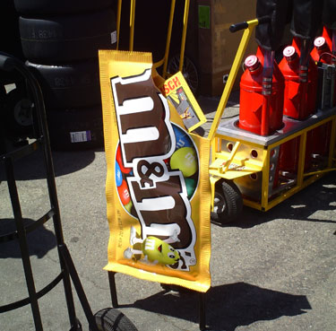 M&M's Hero Cards