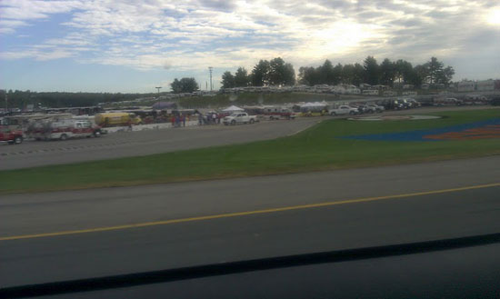 NASCAR Pace Car Ride