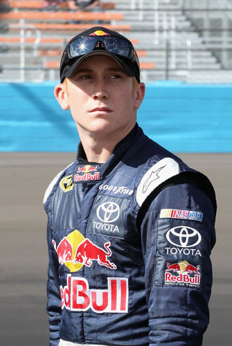 Sunoco Rookie of the Year contender in the NASCAR Camping World Truck Series, Cole Whitt qualifies for his NASCAR Sprint Cup Series debut on Saturday at Phoenix International Raceway in Avondale, Ariz.  (Credit: Christian Petersen/Getty Images)