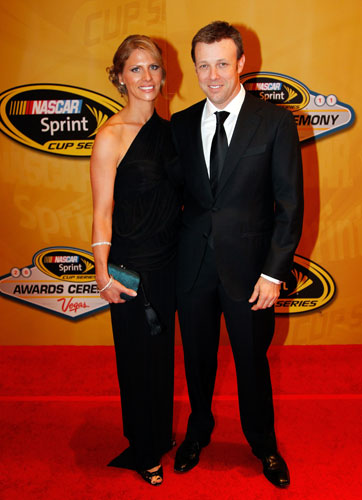 Katie & Matt Kenseth