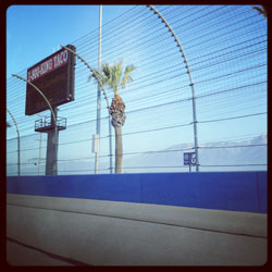 pace car ride at auto club speedway