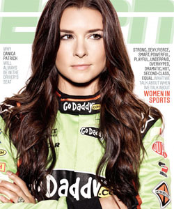 ESPN The Magazine's first-ever Women in Sports issue, on newsstands Friday
