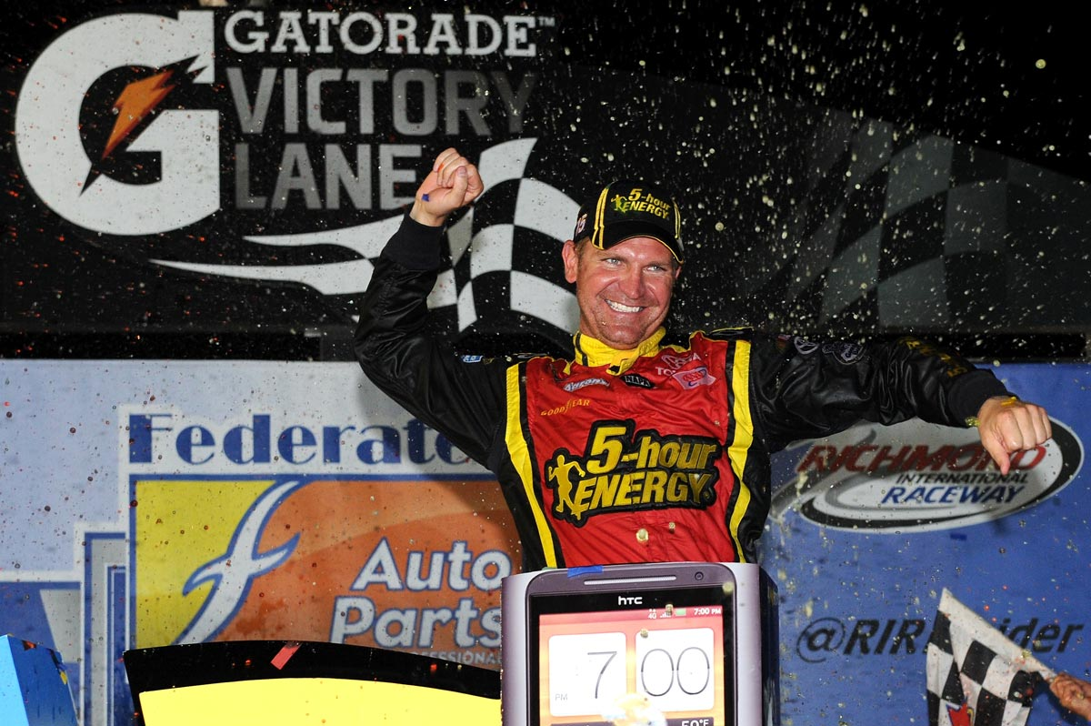 2012-Richmond2-Clint-Bowyer-In-Victory-Lane