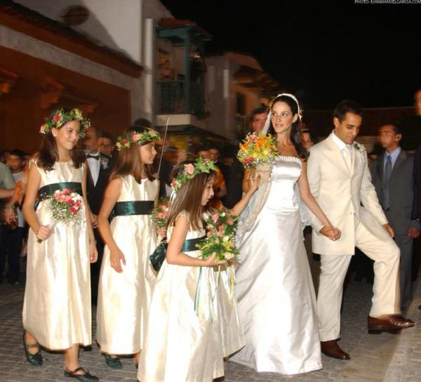 juan pablo montoya wedding picture