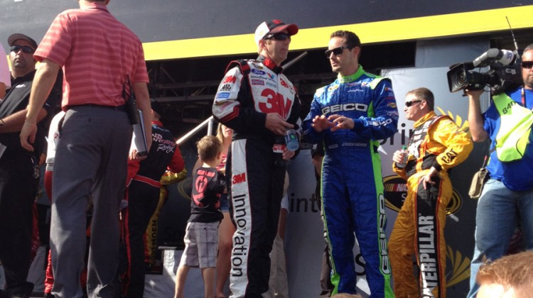 Greg Biffle & Casey Mears (Credit: The Fast and the Fabulous)