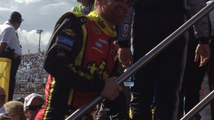 Clint Bowyer (Credit: The Fast and the Fabulous)