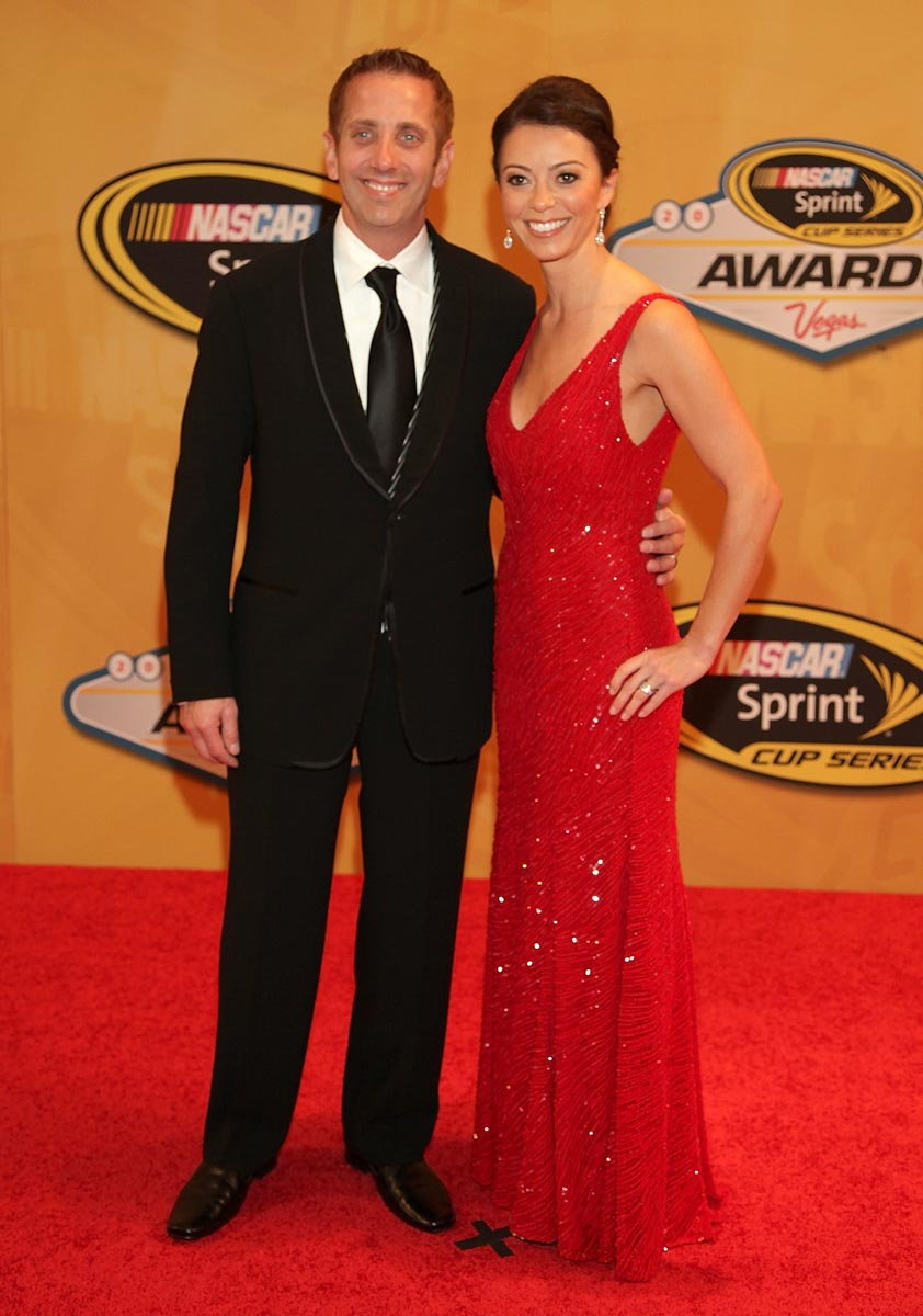 2012-Vegas-Red-Carpet-Greg-Biffle-With-Wife