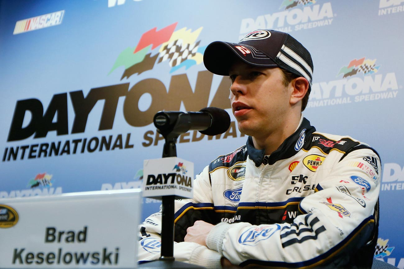 2013-Daytona-Preseason-Thunder-Brad-Keselowski-Media-Center