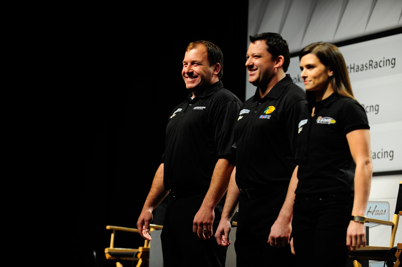 2013-Sprint-Media-Tour-Ryan-Newman-Tony-Stewart-Danica-Patrick