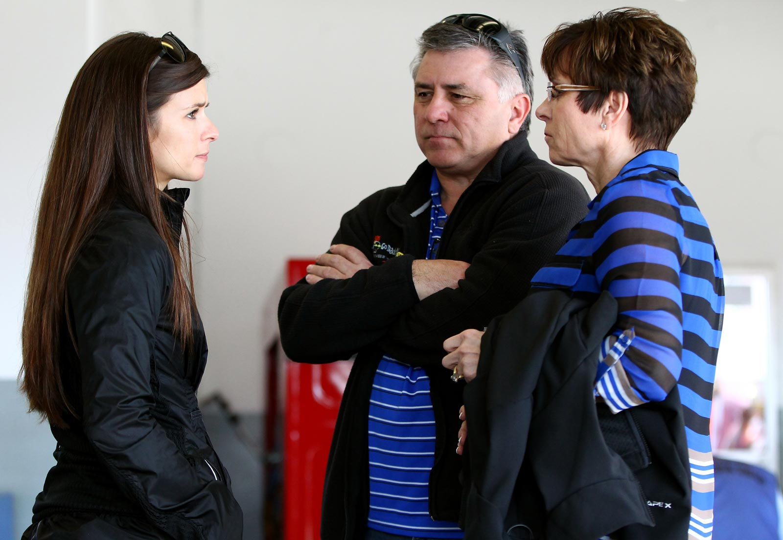 2013-Daytona-Wednesday-Danica-Patrick-With-Parents