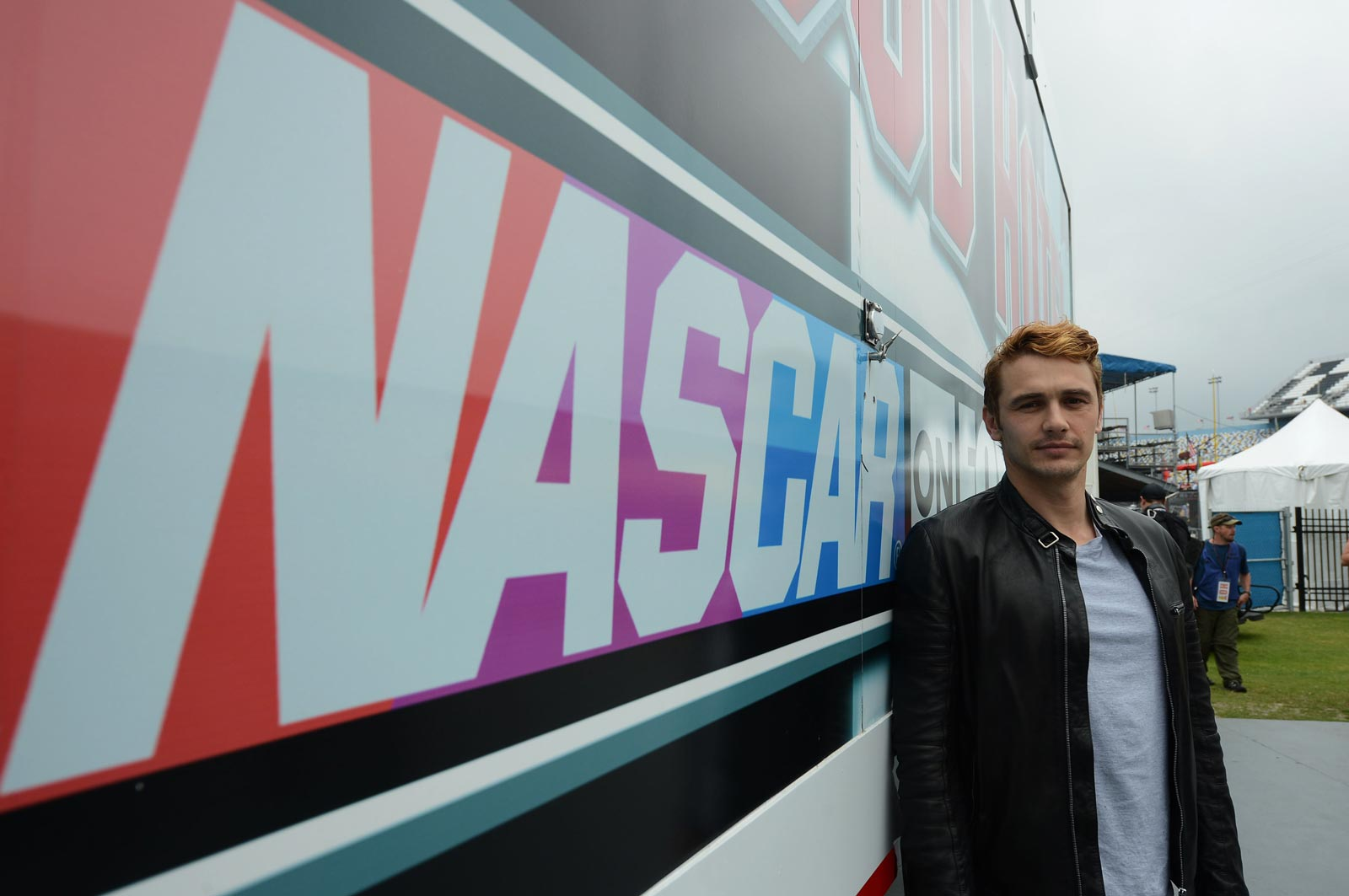 2013_NASCAR_Daytona_500_James_Franco_3