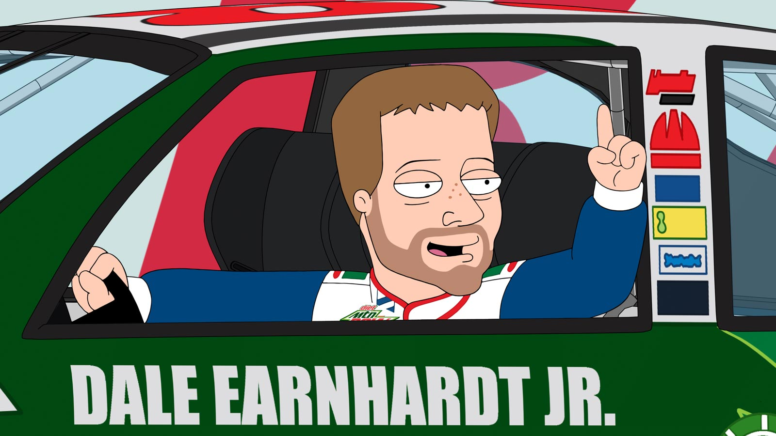 The-Cleveland-Show-Dale-Earnhardt-Jr