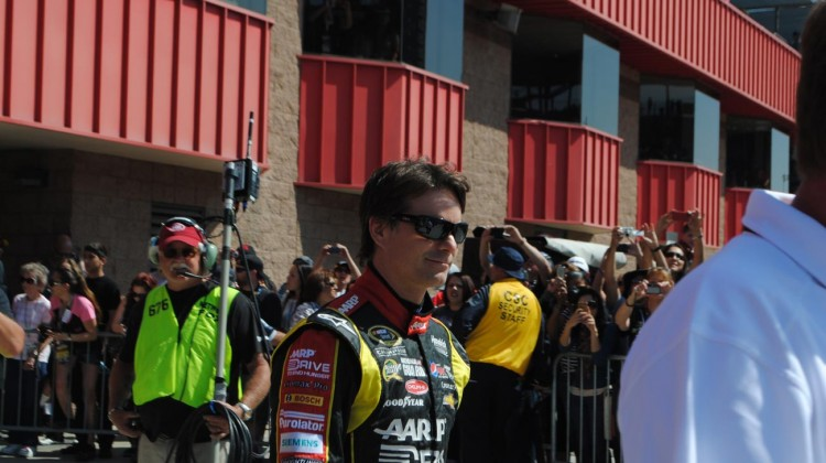 Jeff Gordon (Credit: Heather Baker / The Fast and the Fabulous)