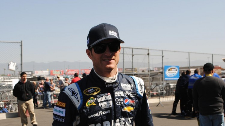 Kasey Kahne (Credit: Heather Baker / The Fast and the Fabulous)