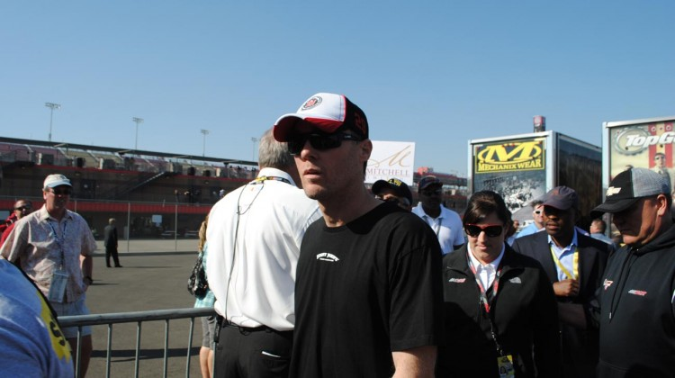 Kevin Harvick (Credit: Heather Baker / The Fast and the Fabulous)