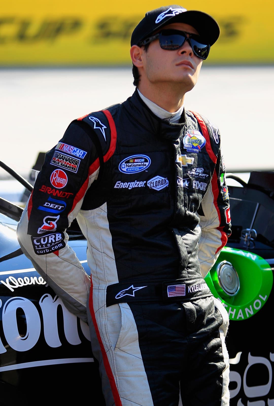 kyle-larson-nascar-bristol-march-2013