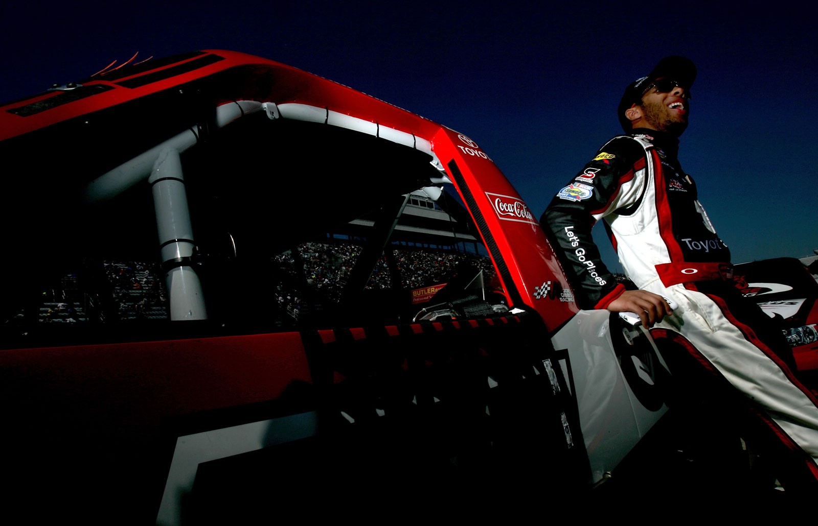 Darrell-Wallace-Jr-Martinsville-NASCAR-April-2013