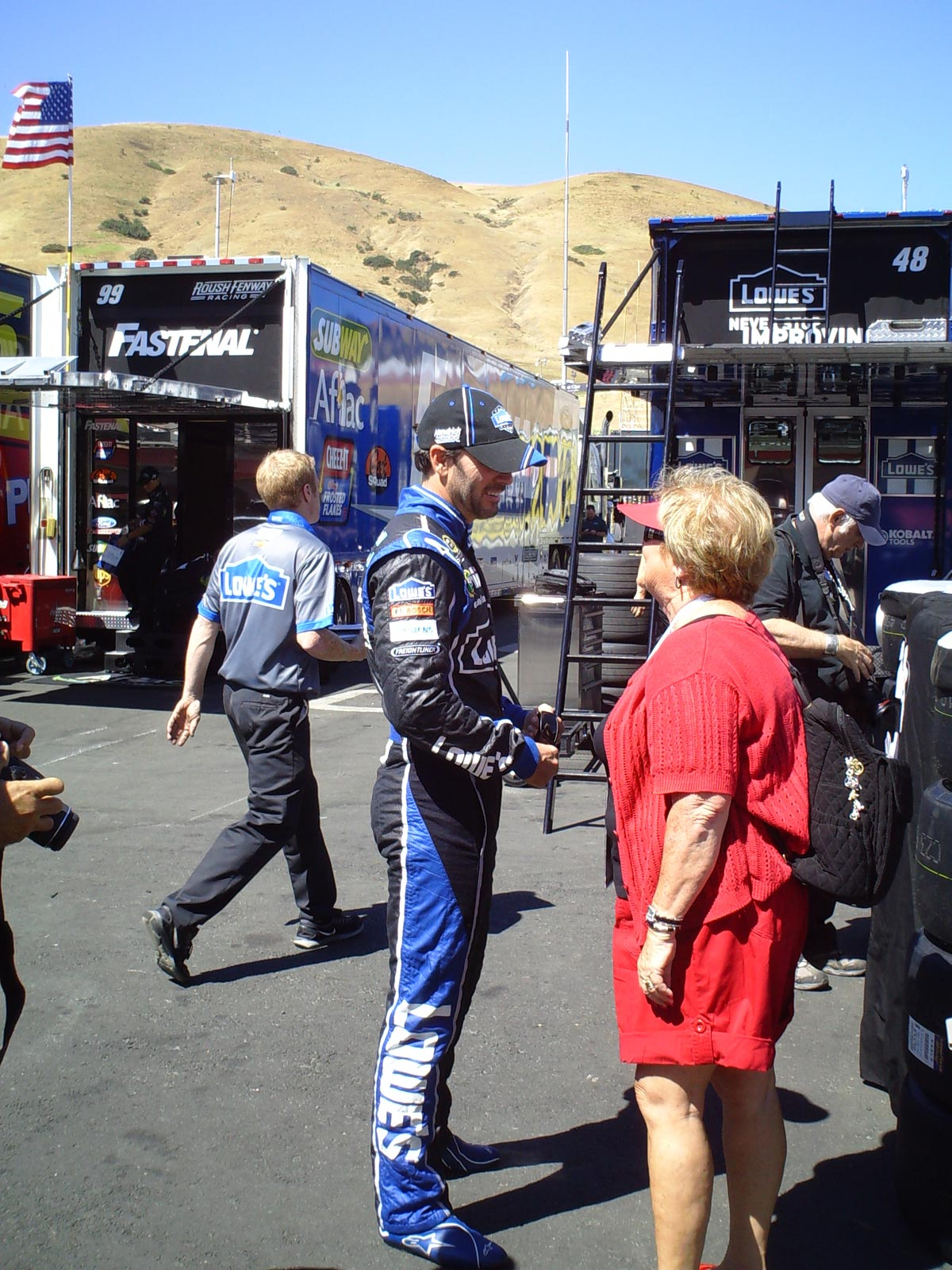 sonoma-friday-jimmie-johnson