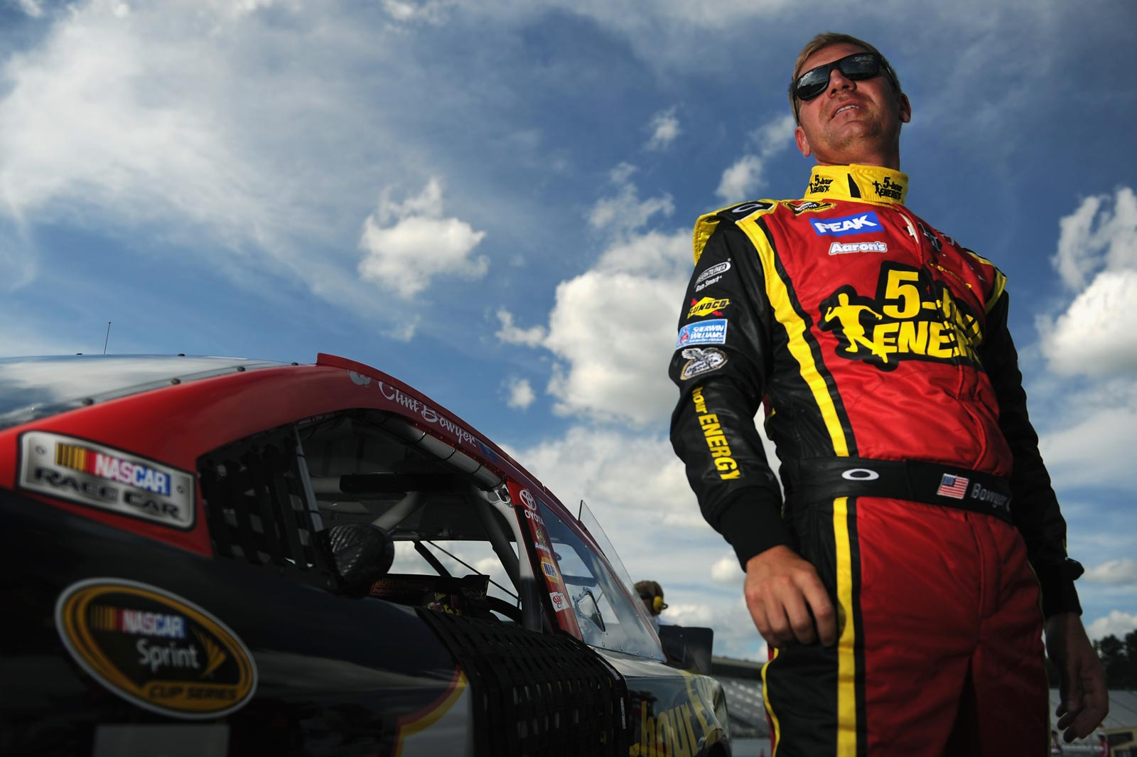 Clint-Bowyer-NASCAR-Sprint-Cup-Series-New-Hampshire-July-2013