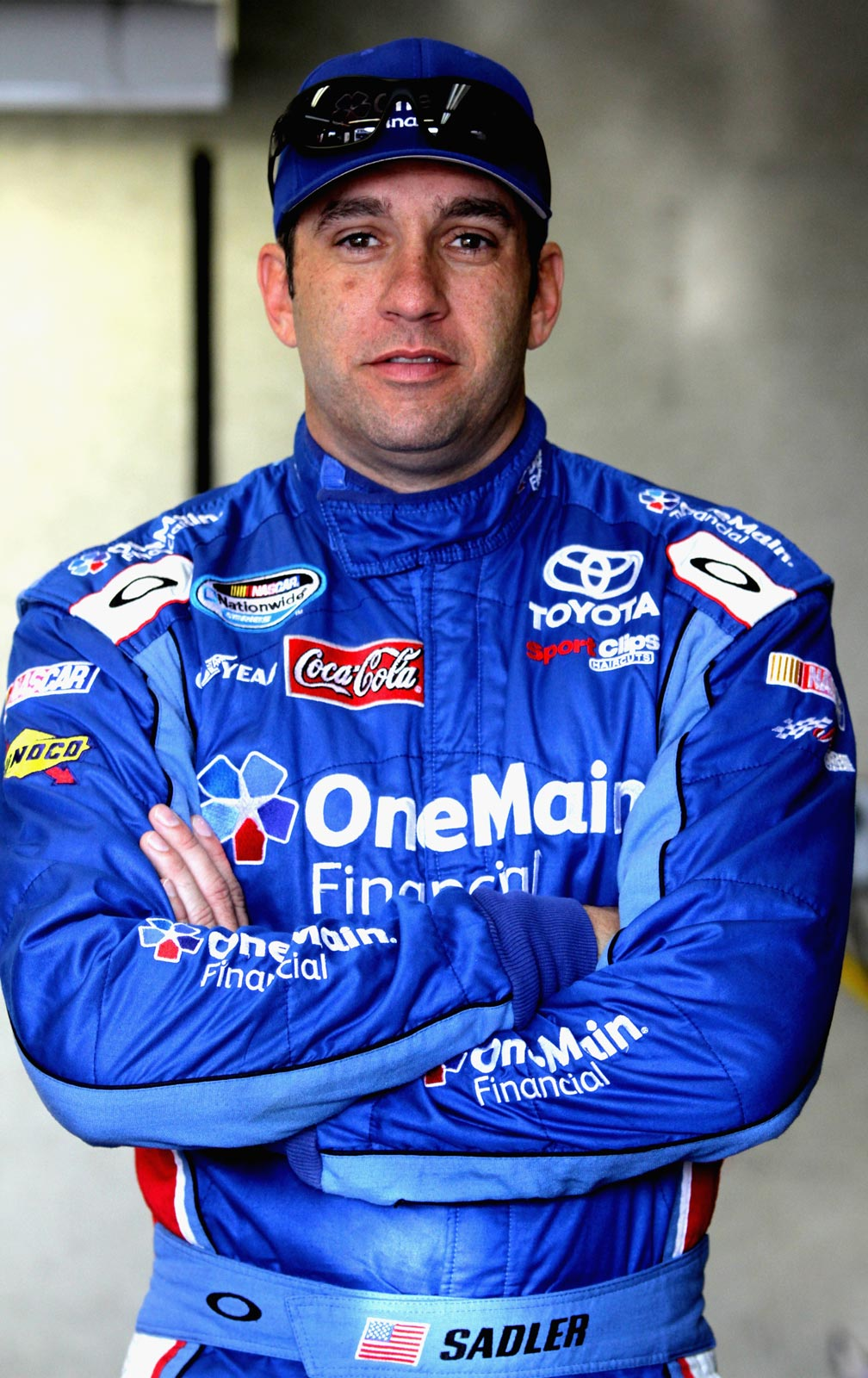 Elliott_Sadler_NASCAR_Indy_July2013